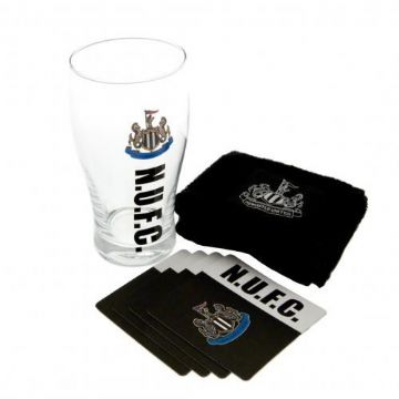 Newcastle United Mini Bar Gift Set